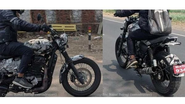 It will lock horn with the bikes such as the Benelli Imperiale 400, the Honda H'ness CB350, the recently launched CB350RS, as well as its own Jawa counterparts. (Credits: Kunal Bairagi unroadrunner)