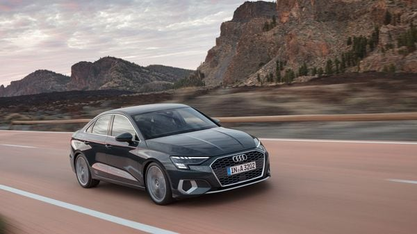 The new Audi A3 will be initially available with a choice of a TFSI petrol engine and a TDI diesel.