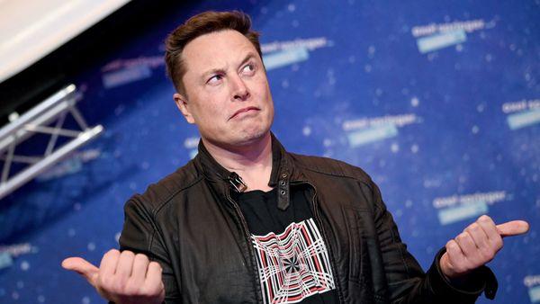 File photo of Tesla CEO Elon Musk. (AFP)