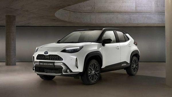 Toyota has unveiled the new Yaris Cross Adventure SUV.