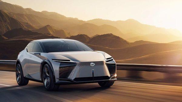 Lexus unveils LF-Z Electrified concept that symbolises its next generation cars.