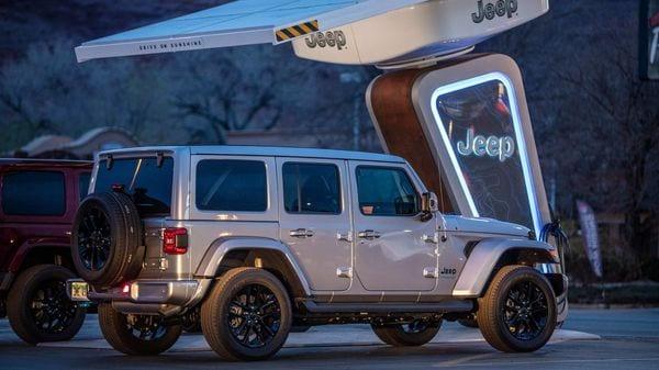 Photo courtesy: Jeep