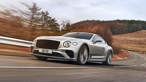 Bentley unveils new Continental GT Speed, claims its most dynamic car ever.
