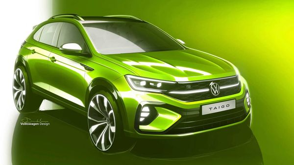 Volkswagen to expand its SUV range with the new Taigo SUV.
