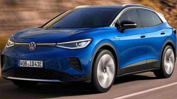 All ID.4 models currently offer only rear-wheel drive, but all-wheel drive models will debut later this year—as will a less-expensive base model.