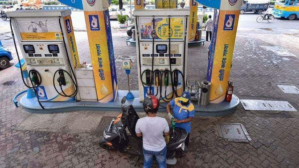 Petrol and diesel prices have been reduced thrice in a week's time. (PTI)