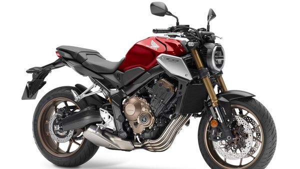 Honda CB650R is a CKD product for the Indian market.