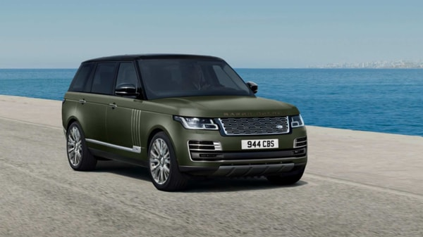 Land Rover Special Vehicle Operations has launched a pair of exclusive new Range Rover special editions created by its SV Bespoke personalisation team.