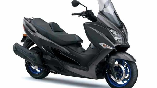 Suzuki's new maxi-scooter goes on sale in the UK this summer.