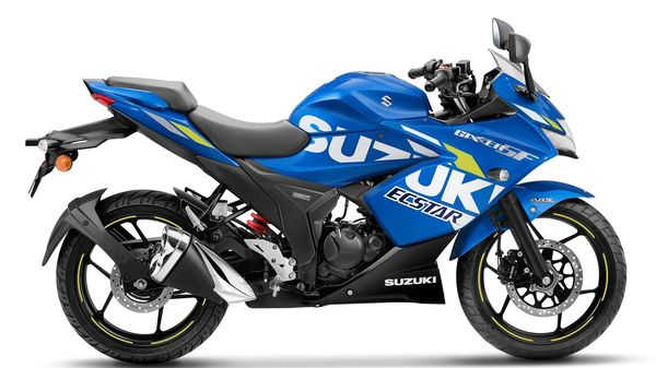 Suzuki has managed to retail 69,942 units in the last month. Image: Gixxer SF BS 6 in MotoGP Edition.