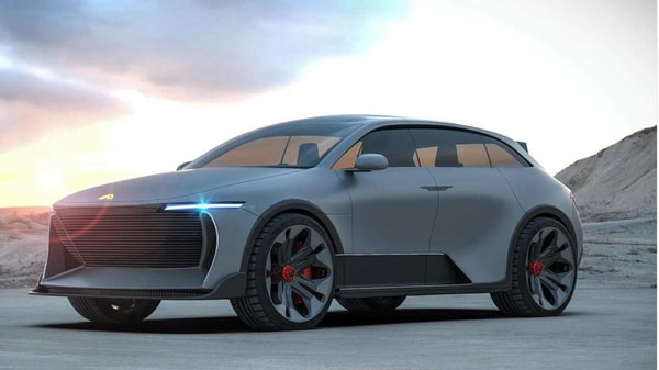 California-based EV startup Humble Motors has showcased its first solar-powered SUV Humble One.