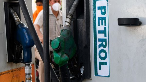Petrol and diesel prices were reduced by 22 paise and 23 paise respectively on March 30. (AFP)