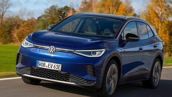 Volkswagen ID.4 EV