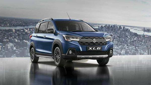 Maruti Suzuki's XL6 priced between ₹9.79 lakh and ₹11.46 (ex-showroom).