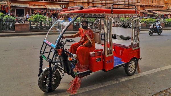 Enigma claims to have sold around 1,200 e-scooters and 300 e-rickshaws last fiscal. (Representational image) (PTI)