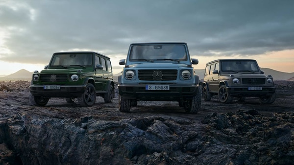 Mercedes-Benz EQG will bring the iconic G-Class in an all-electric avatar.