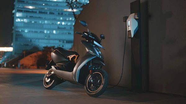 Ather has already installed 128 public fast-charging points in India.