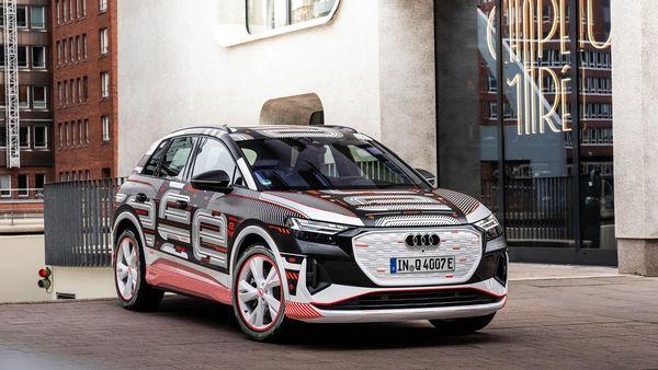Audi Q4 e-tron packs a mile-long list of features inside.