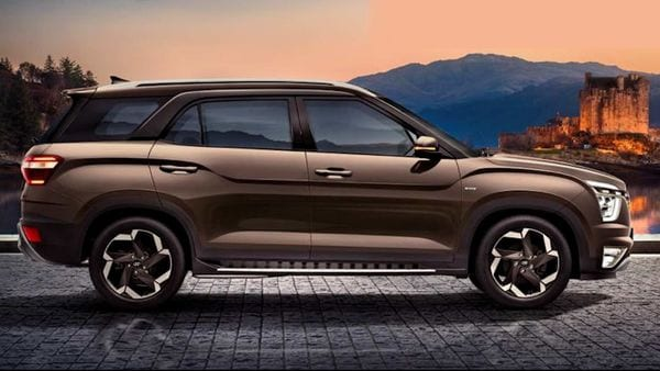 Hyundai Alcazar SUV was revealed by the Korean carmaker as 6-seater and 7-seater variant for India.