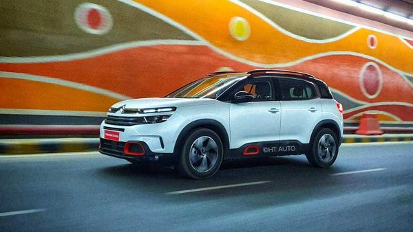 Citroen C5 Aircross is the first car from the French automaker in India.