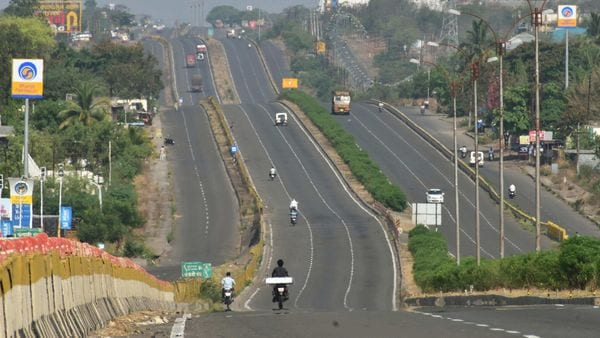 The Ministry of Road Transport and Highways has sanctioned 14 road projects of 127.93 kilometres at the cost of over ₹670 crores for Jharkhand. (File photo) (PTI)