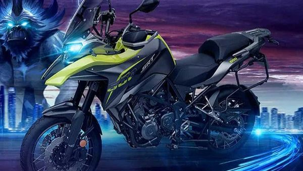 2021 Benelli TRK 502X will come with a more dedicated adventure touring kit.