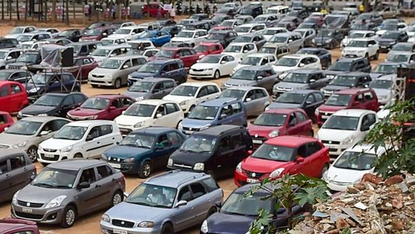 Passenger vehicle sales in India declined by over two per cent in the 2020-21 fiscal as the Covid-19 pandemic has put brakes on the sector. (PTI)