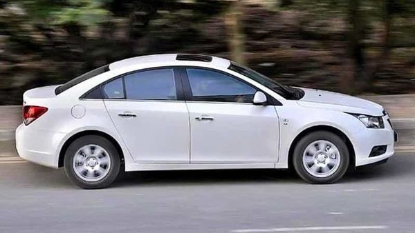 File photo of a Chevrolet Cruze.