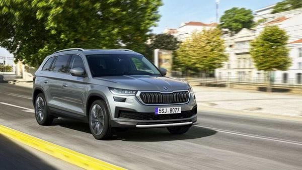 Skoda has unveiled the facelift version of the Kodiaq SUV.