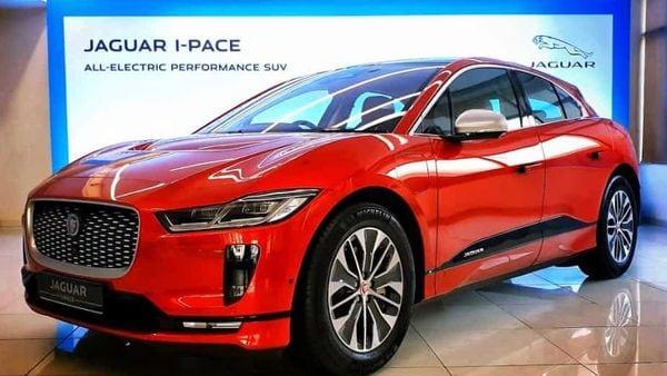 Jaguar I-Pace (Image: HT Auto/Sabyasachi Dasgupta)