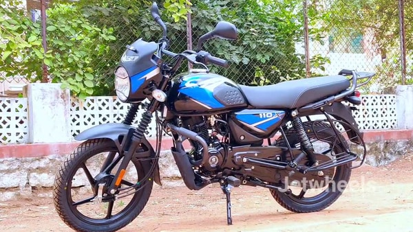CT110X will be slotted in the existing CT range of commuter bikes from Bajaj Auto. Image Credits: YouTube/JetWheels