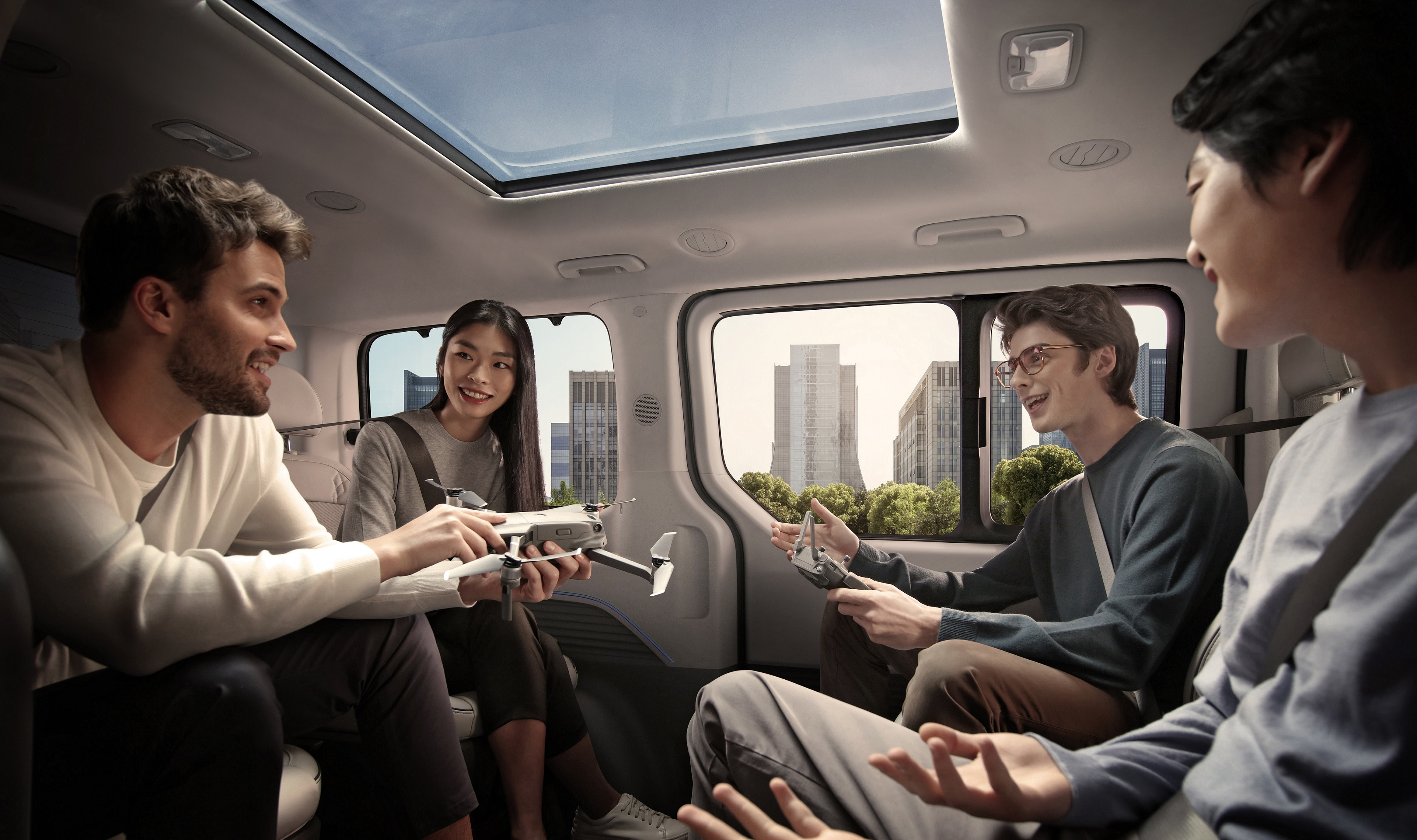 The Hyundai Staria will be available in 11, 9, 7-seat configurations as well as a two-seater commercial version.
