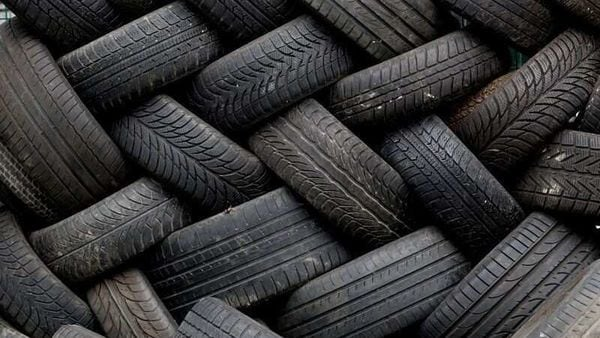 Carmakers including Ford Motor Co. and Stellantis NV, formerly known as Fiat Chrysler, say they're monitoring the rubber situation but have yet to feel an impact. (REUTERS)
