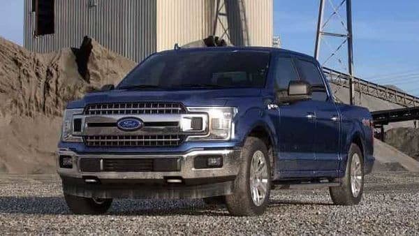 Representational Image of Ford F-150.