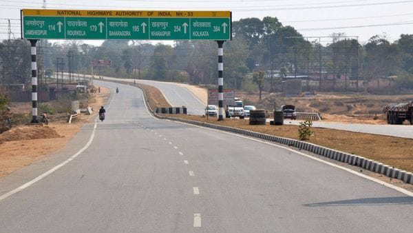NHAI lists best highways in India in a first of its kind survey. (Image for representational purpose) (PTI)