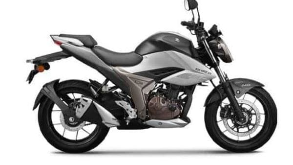 Suzuki Gixxer 250 is made in India and exported to the Japanese market.