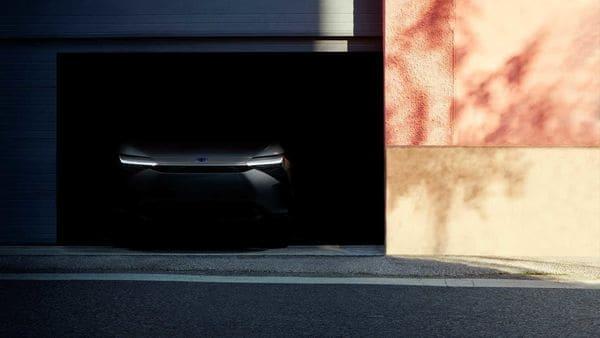Toyota BZ4X will be based on the e-TNGA platform.