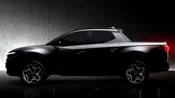 Santa Cruz will be officially revealed by Hyundai on April 15.
