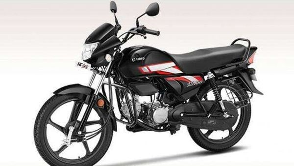 The HF100 is a direct rival to the likes of the Bajaj CT 100.