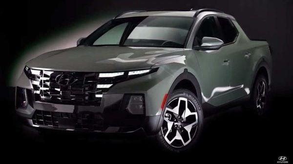 Hyundai Santa Cruz comes based on the Tucson's platform.