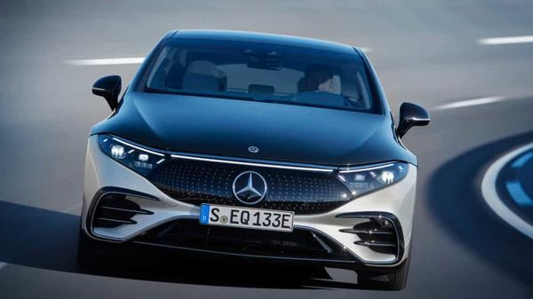 The EQS from Mercedes has a claimed range of over 700 km, gets two battery pack options and hits 100 kmph in 4.5 seconds.