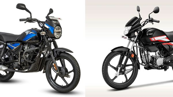 Both the commuter bikes feature similar basic equipment and features.