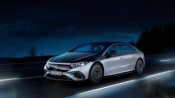 Mercedes EQS is touted as one of the most luxurious electric vehicles around.