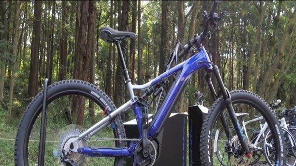 Meant for mountain biking, the Yamaha electric bicycle has been built for adrenaline junkies, claims the Japanese two-wheeler major. (Image: ANI)