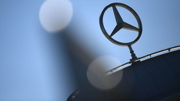 Daimler's MBOS system, which will run electric-only vehicles, is expected to hit the market in 2024. (REUTERS)