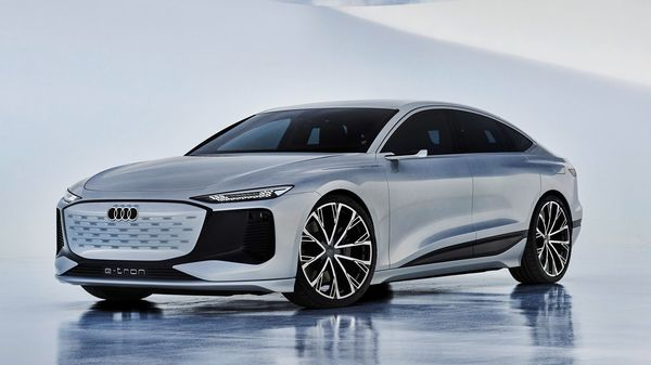 Audi reveals A6 e-tron Concept with 700-kms range at Shanghai Auto Show.