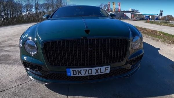 Screengrab from video posted on Youtube by AutoTopNL