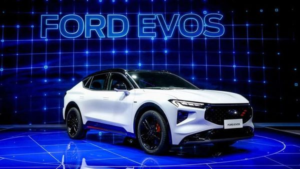 Ford Evos has been mostly developed in China.