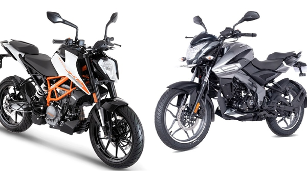 The Pulsar NS 125 is the entry-level motorcycle in the NS range of bikes from Bajaj.