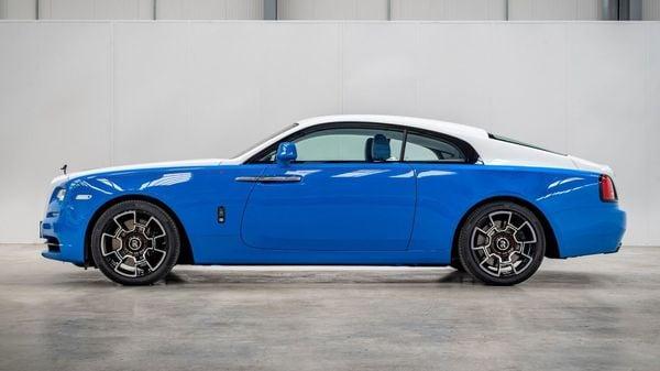 Custom Rolls-Royce Wraith Black Badge